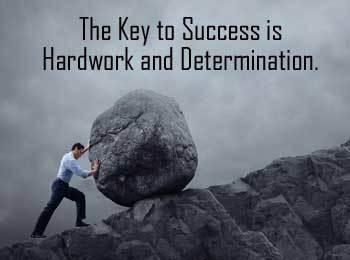 努力与成功–年轻人的故事