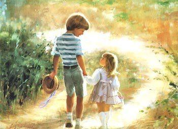 兄弟姐妹之间的爱