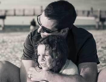 父亲对女儿的爱
