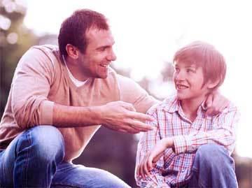 父子的故事–赚钱