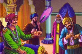 阿克巴国王对巴尔巴尔的三个问题