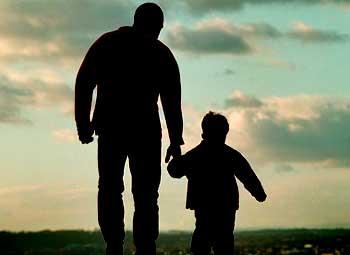男孩对父亲的答复