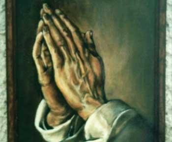 祈祷之手的故事