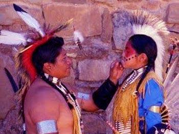 切诺基印第安人传奇