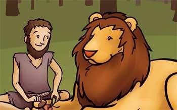 狮子与奴隶的故事