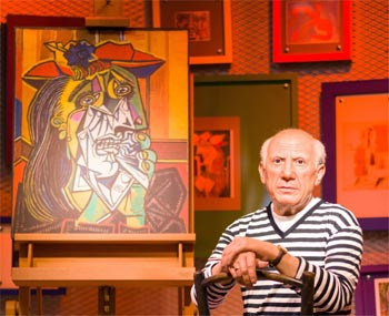 毕加索绘画的价值