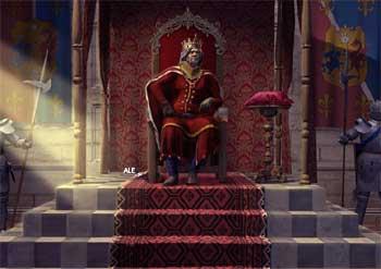 国王和他儿子