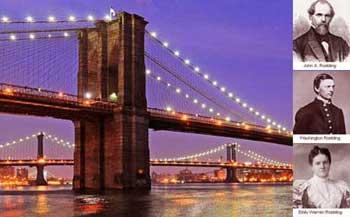 布鲁克林大桥的故事