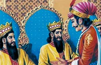 国王的被盗的戒指