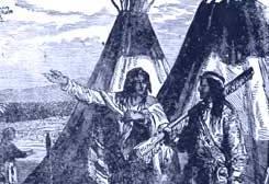 印第安人的测试