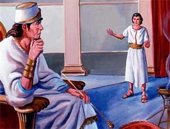 国王对仆人的惩罚