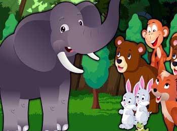 大象和朋友