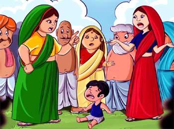 谁是真正的母亲?