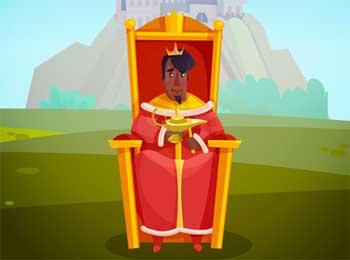 年轻的国王和他的三个愿望