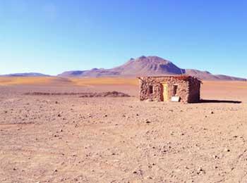 迷失在沙漠故事中的人